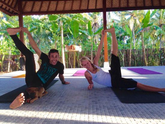 Yoga Bliss Lembongan - Picture of Yoga Bliss Lembongan ...