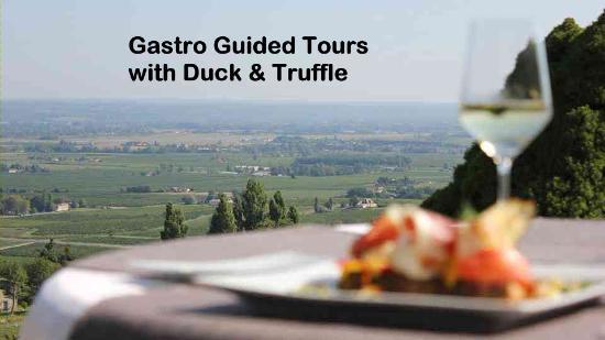 ตรีโมลาต์, ฝรั่งเศส: Gastro Guided Tours in Dordogne