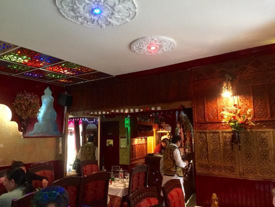 Restaurant au jardin du kashmir dans angouleme avec for Au jardin restaurant
