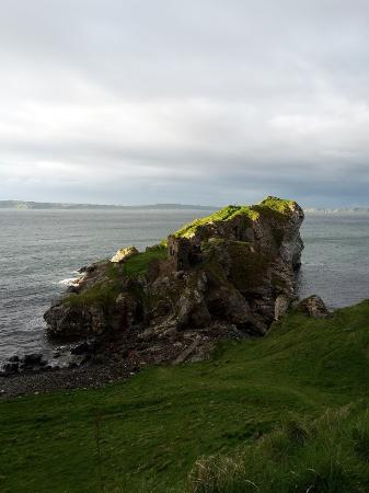 Kinbane Farmhouse B&B: Kinbane Castle
