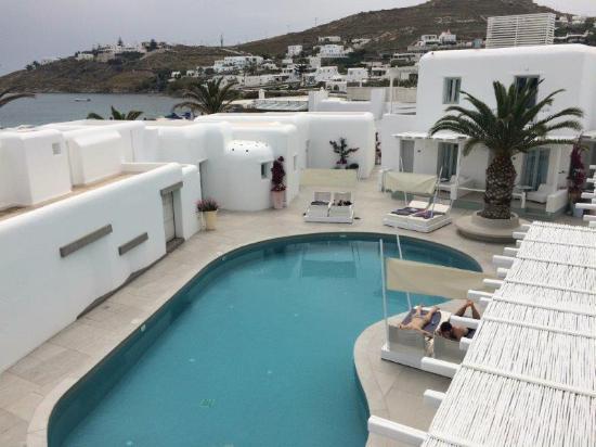 Mykonos Ammos Hotel Photo