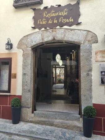 Restaurante Patio De La Posada