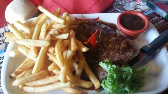 Restaurant buffalo grill dans ezanville - Buffalo grill a emporter ...
