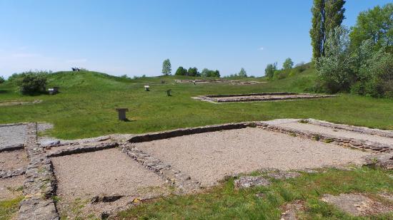 Site Archeologique Larina