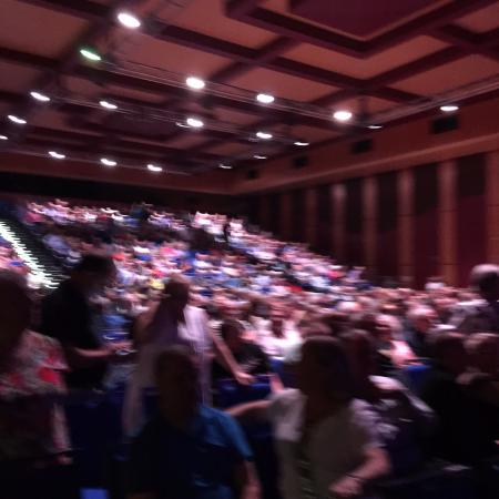 Caloundra, Australia: auditorium