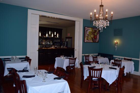 our main dining room has old world charm picture of la rosetta rh tripadvisor com