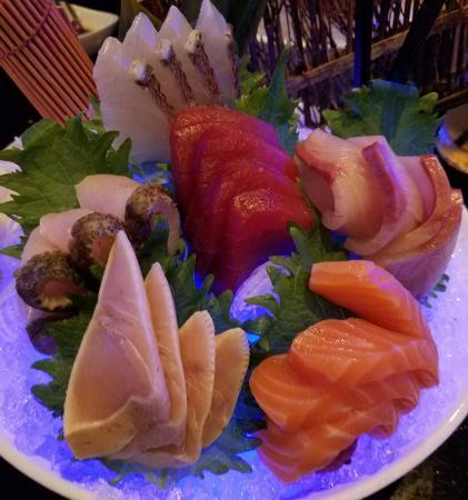 Rockville Centre, Нью-Йорк: Kashi Sushi and Steak House