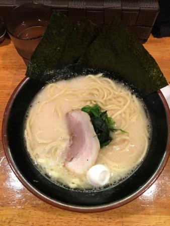 Zushi, Japón: 見た目は飾り気もなく、あっさりとした盛りつけですが
