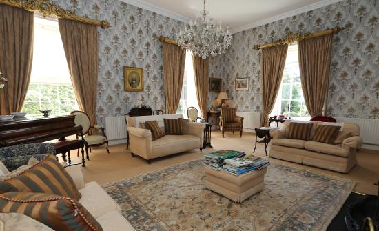 Blanchville House: Blanchville- Drawing Room