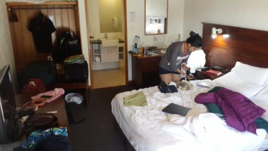 Tanoa Paihia Hotel: Room 01