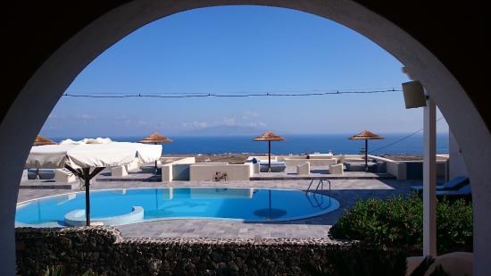 Anemoessa Villa: View from room 2 balcony