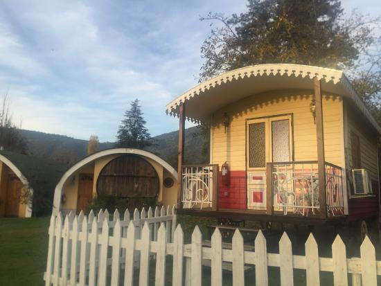 Pirque, Chile: Maravilloso lugar!
