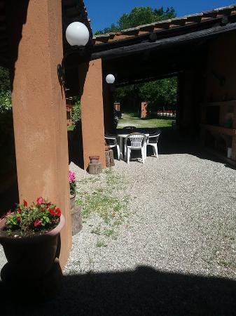 Giove, Italië: Esterno