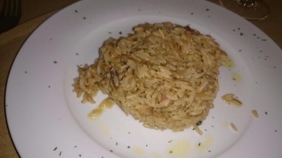 Pantagruel: risoto de pato
