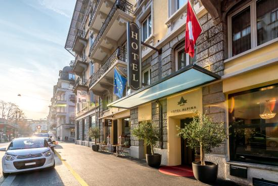 HOTEL ALPINA LUZERN Updated Prices Reviews - Alpina hotel switzerland