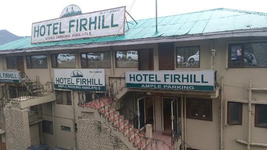 Hotel Firhill Shimla Himachal Pradesh Inn Reviews Photos Rate Comparison Tripadvisor