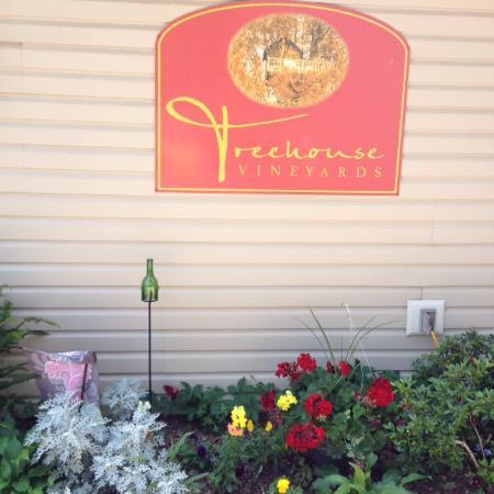 Monroe, Carolina del Norte: Treehouse Vineyards