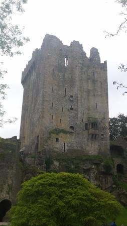 Blarney, Irlanda: View of the Castle from the grounds!