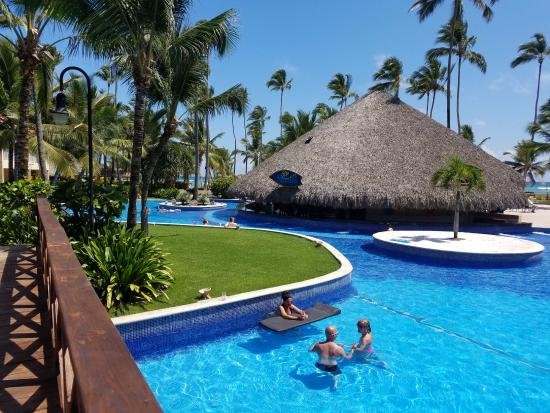 Dreams Punta Cana Swim Out Room Pictures