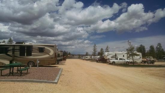 Foto de Bryce Canyon RV Park & Campground