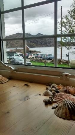 Torridon, UK: View from the window