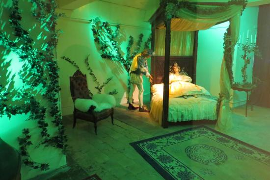Rigny-Usse, Francja: Temática com o Principe