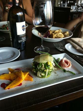 Joia Ristorante: Ontario mix bean salad !! Delicious