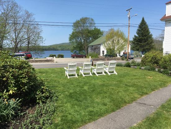 Belgrade Lakes, ME: Village Inn
