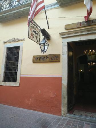 Hosteria Del Frayle: IMG_20160523_085719_large.jpg