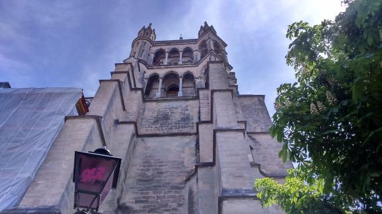 Cathedrale de Lausanne: Cathedral