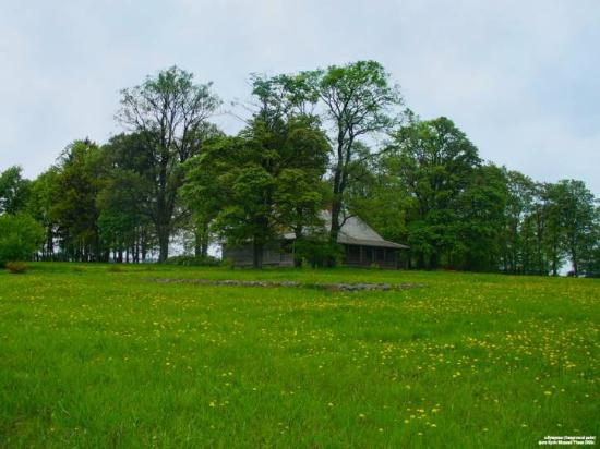 Grodno Region, เบลารุส: Вид усадьбы