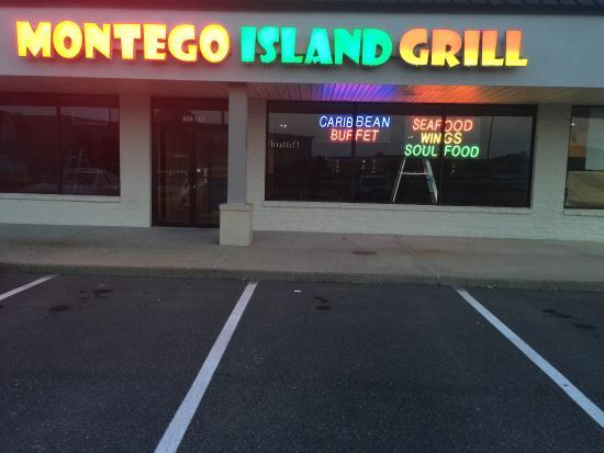 Montego Island Grill Caribbean Restaurant And Bar