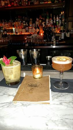 Kittery, ME: Delicious cocktails