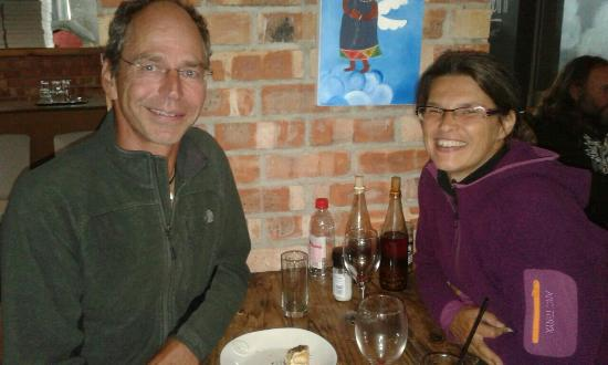 Ceres, Zuid-Afrika: capish's new deli section