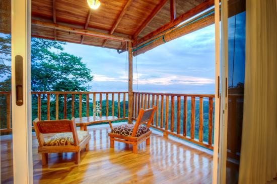 Vista Naranja Ocean View House : Cuarto Agua