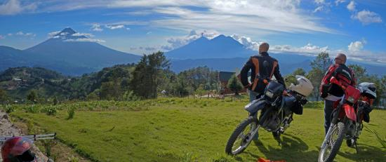 Motorcycle Adventure Guatemala