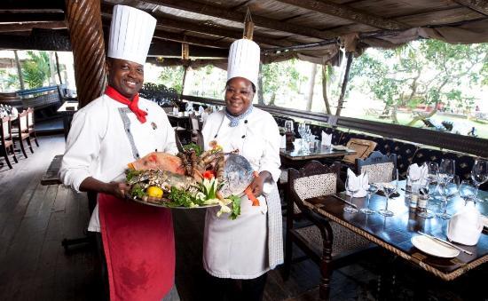 Imani Dhow Restaurant