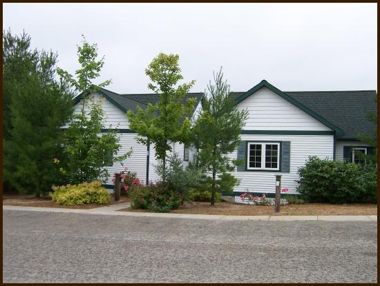 Bellaire, Μίσιγκαν: Chief Golf Cottage