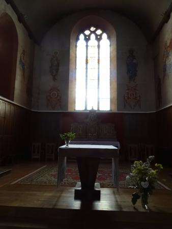 Rochechouart, Francja: Eglise Saint Sauveur
