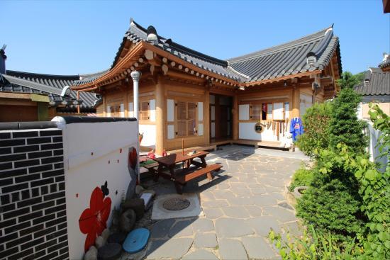 Jeonju Hanok Guesthouse jangsoo