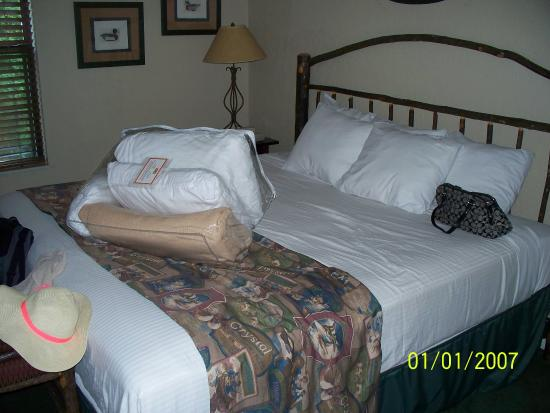 Sheridan, IL: large bed room
