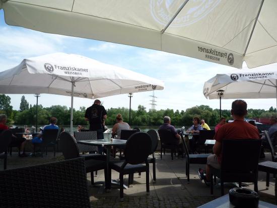 Florsheim, Alemania: Terrasse