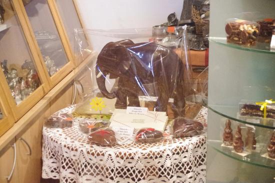 Musee du Moule a Chocolat
