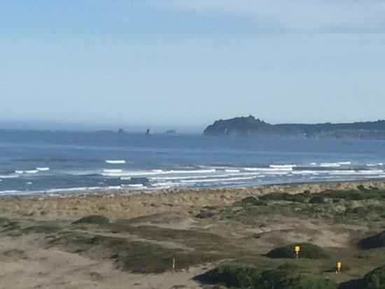 McKinleyville, CA: Great beach to let yourself (and the doggies) run free!