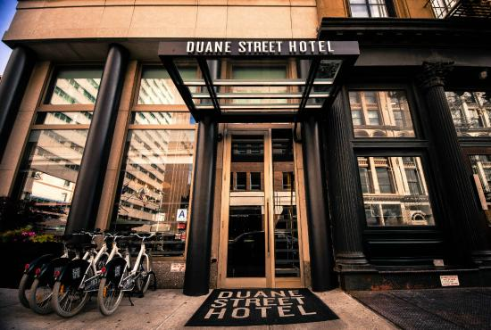Photo of Duane Street Hotel New York City