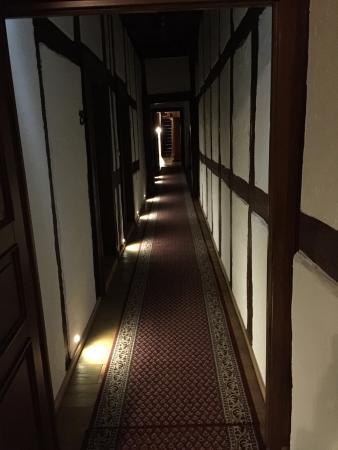 Colmberg, Alemania: hallway