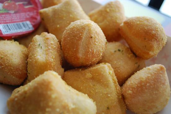 Spicy Pie: Bread Bites