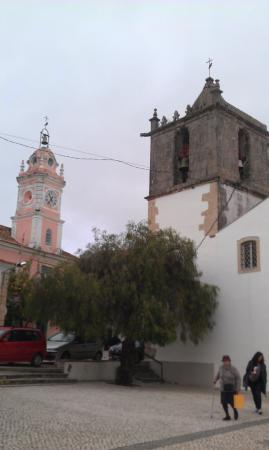 Adro da Igreja Arruda dos Vinhos