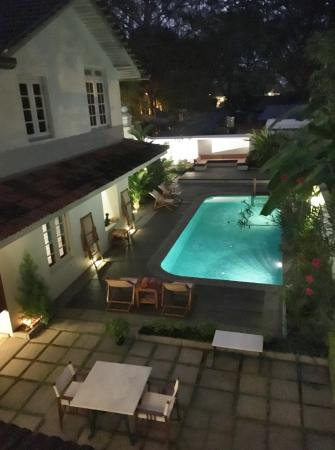 Le Colonial: Swimming pool