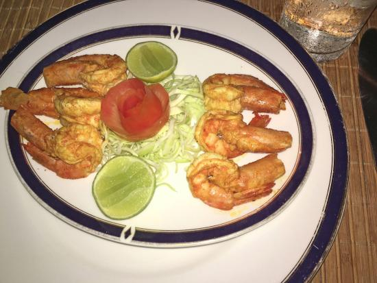 Le Colonial: Seafood for dinner